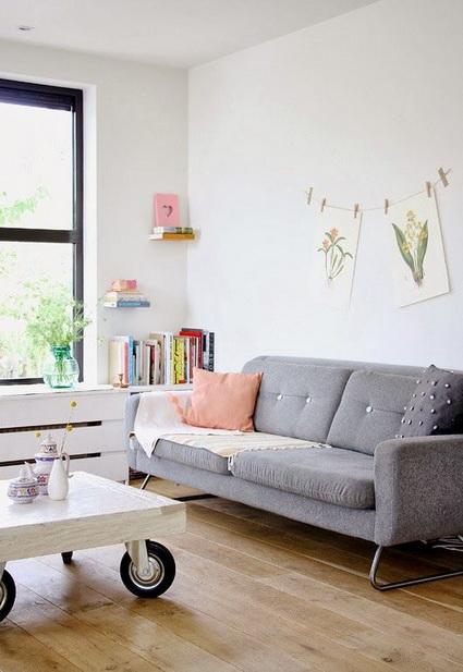 decoracion living pequeño