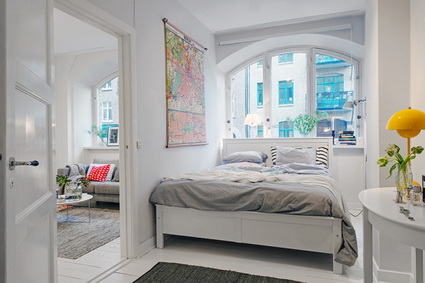decoracion dormitorio pequeño