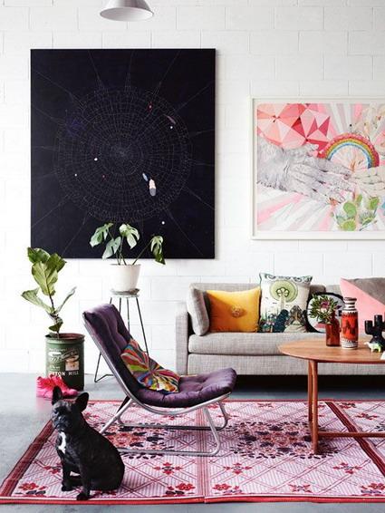 ideas decorar living