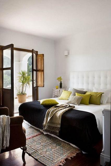 decorado dormitorio