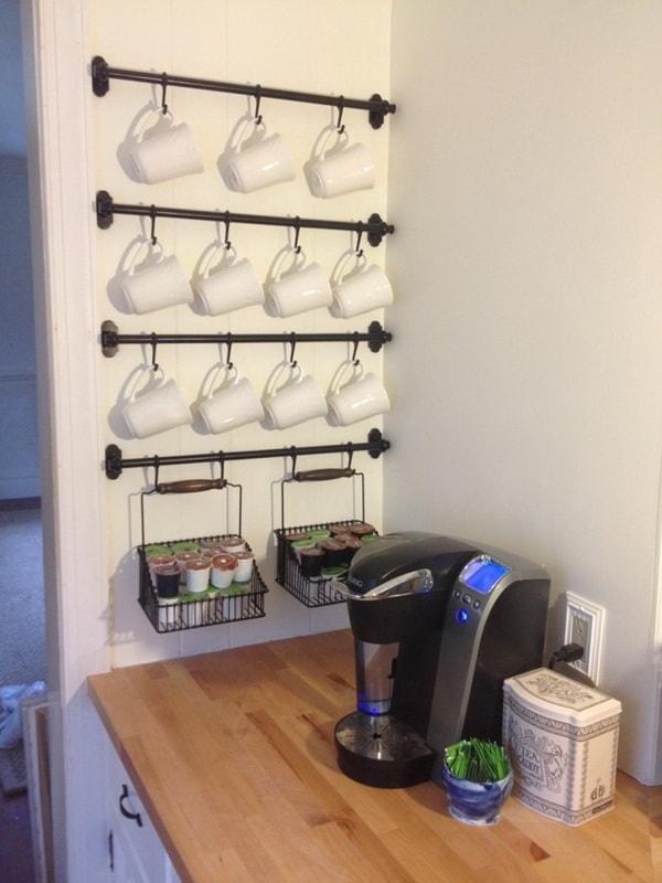 Soluciones para aprovechar el espacio vertical en la cocina