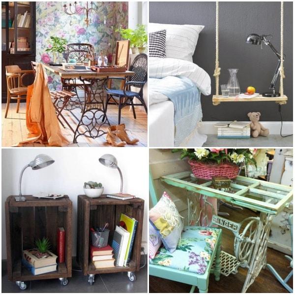 Muebles DIY para el hogar