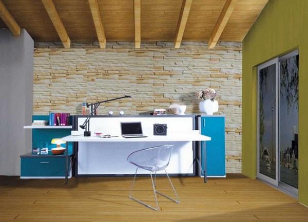 Muebles inteligentes para ahorrar espacio