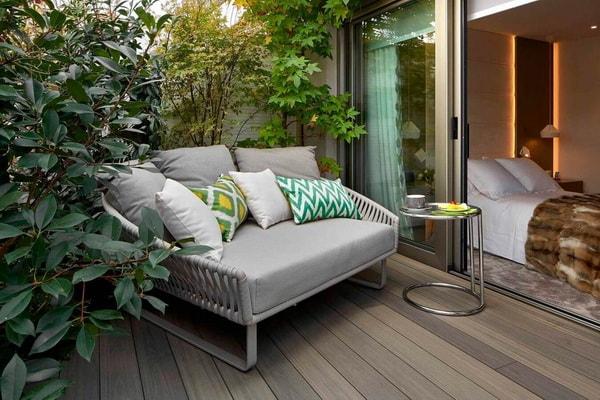 Consejos para decorar terrazas