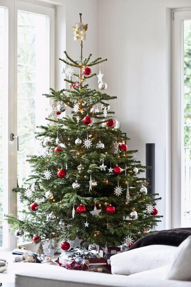 Colores clásicos para la Navidad 2019/2020