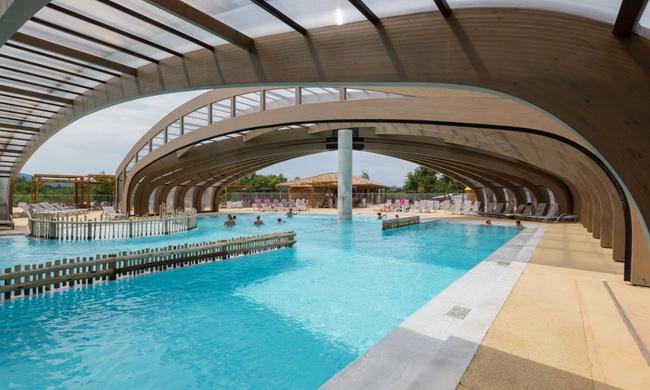 Cubiertas de piscinas profesionales